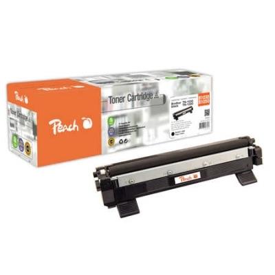 Peach  Tonermodul schwarz kompatibel zu Hersteller-ID: TN-1030, TN-1050