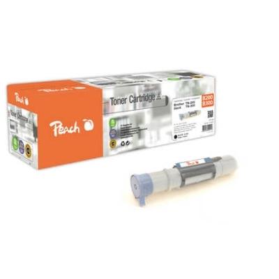 Peach  Tonermodul schwarz kompatibel zu Hersteller-ID: TN-200, TN-300