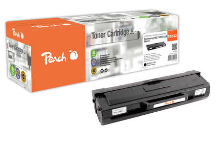 Peach  Tonermodul schwarz kompatibel zu Hersteller-ID: MLT-D1042