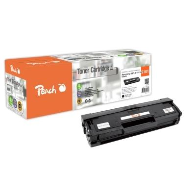 Peach  Tonermodul schwarz kompatibel zu Hersteller-ID: MLT-D101S/ELS, SU696A