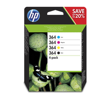 (HP) Original Combopack Tinte schwarz, color, ID: