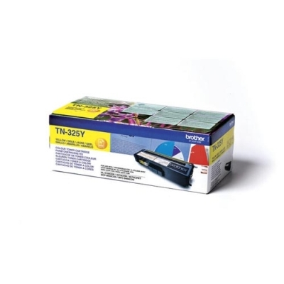 Original  Tonerpatrone gelb Hersteller-ID: TN-325Y