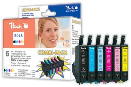 Peach Combi-Pack