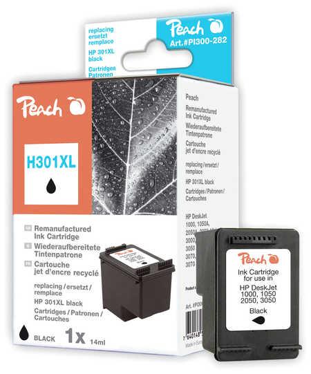Peach Druckkopf schwarz kompatibel zu - ID: No. 301XL CH563EE